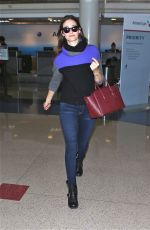 EMMY ROSSUM at Los Angeles International Airport 1611