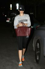 EMMY ROSSUM Night Out in Los Angeles 2611