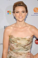 ERIN RICHARDS at International Academy of Television Arts & Sciences Emmy Awards in New York