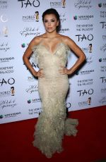 EVA LONGORIA at El Sueno De Esperanza Celebration in Las Vegas