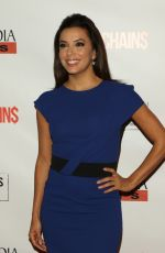 EVA LONGORIA at Food Chains Premiere in Los Angeles