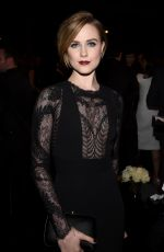 EVAN RACHEL WOOD at 2014 Lacma Art + Film Gala in Los Angeles