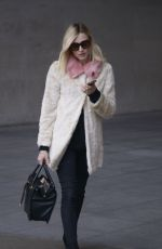 FEARNE COTTON Out and About in London 0711