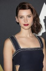 FELICITY JONES at AMPAS 2014 Governor's Awards in Hollywood