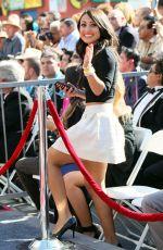 FRANCIA RAISA at Renan Mlmendarez Coello Walk of Fame Ceremony in Hollywood