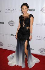 FRANCIA RAISA at Unlikely Heroes Awards Gala in Los Angeles