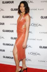 FREIDA PINTO at Glamour Women of the Year 2014 Awards in New York