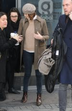 GEMMA ARTERTON Out and About in London