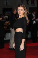 GEMMA MERNA at The Hunger Games: Mockingjay Part 1 Premiere in London