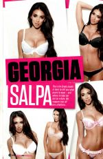 GEORGIA SALPA in Zoo Magazine, 14th November 2014 Issue