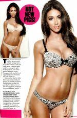 GEORGIA SALPA in Zoo Magazine, 14th November 2014 Issue