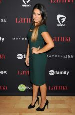 GINA RODRIGUEZ at Latina Magazine's 30 Under 30 Party in West Hollywood