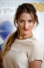 GRACE GUMMER at Newsroom Season 3 Premiere in Hollywood