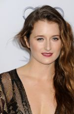 GRACE GUMMER at The Homesman premiere at AFI Fest in Hollywood