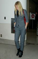 GWYNETH PALTROW Arrives at Los Angeles International Airport 0511