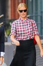 GWYNETH PALTROW Out adn About in New York 0411