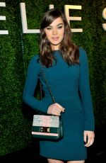 HAILEE STEINFELD at Elie Saab Party in Beverly Hills