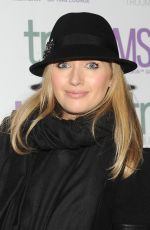 HAYLEY MCQUEEN at Mediaskin Gifting Lounge in London