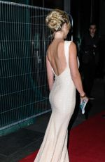 HELEN SKELTON at RTS Awards 2014 in Manchester