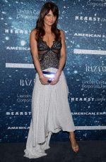 HELENA CHRISTENSEN at Women's Leadership Award Honoring Stella McCartney in New York