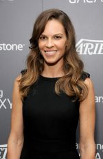 HILARY SWANK at Variety Studio Actors on Actors Presented by Samung Galaxy