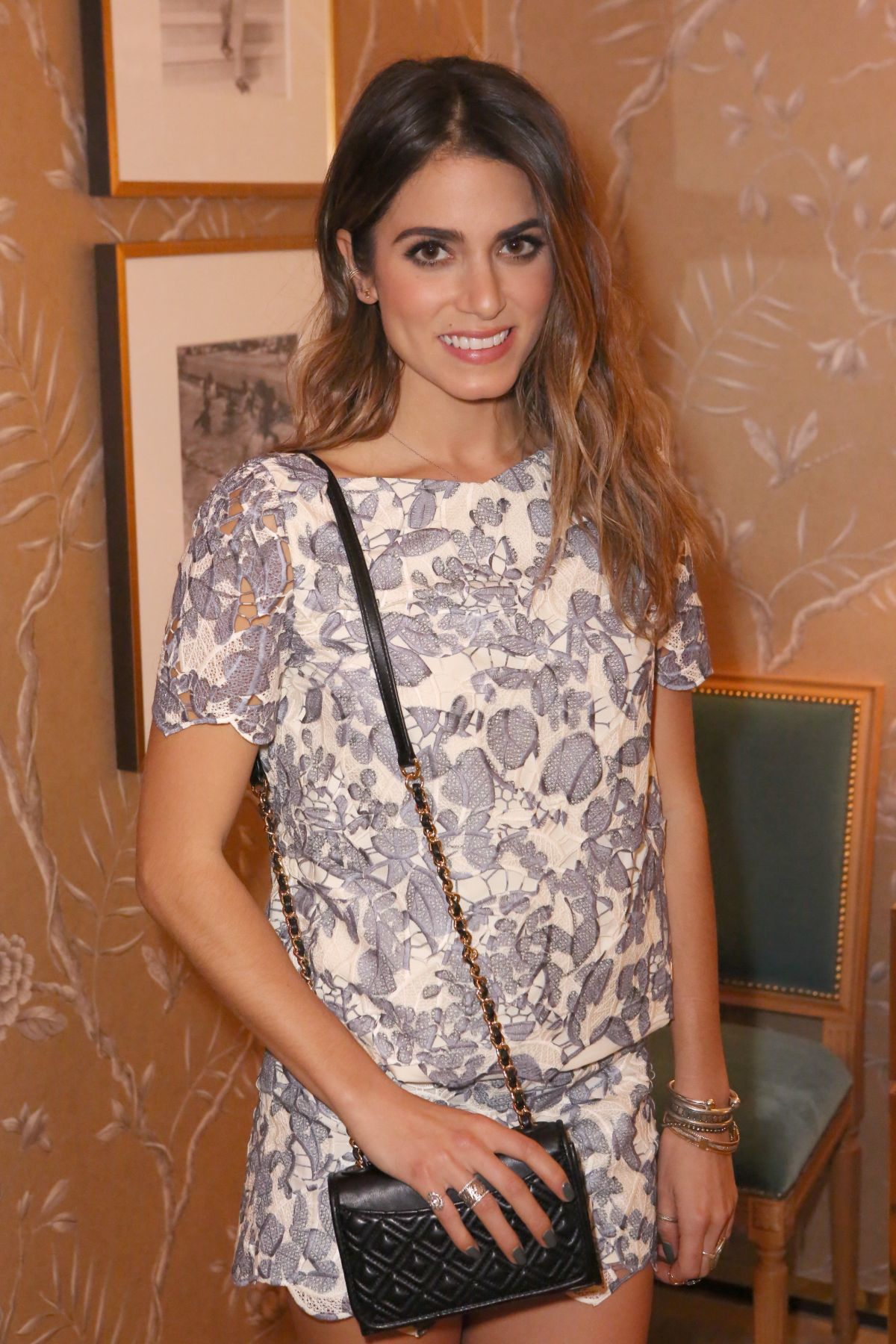09b5e808bc6 NIKKI REED at Vogue and Tory Burch Celebrate the Tory Burch Watch Collection