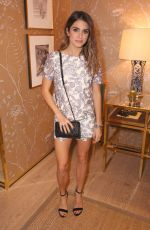 IKKI REED at Vogue and Tory Burch Celebrate the Tory Burch Watch Collection