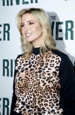 IVANKA TRUMP at Broadway Opening Performance in new York