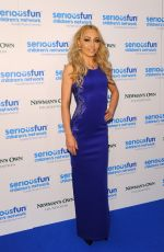 IVETA LUKOSIUTE at Seriousfun Gala in London