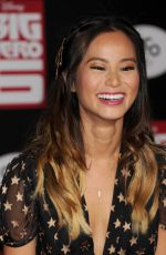 JAMIE CHUNG at Bg Hero 6 Premiere in Hollywood