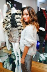 JAMIE CHUNG at Boohoo Launch Event: A Night of Mischief in New York