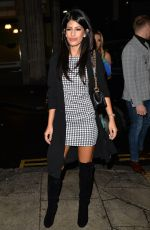 JASMIN WALIA at Now Christmas Party in London