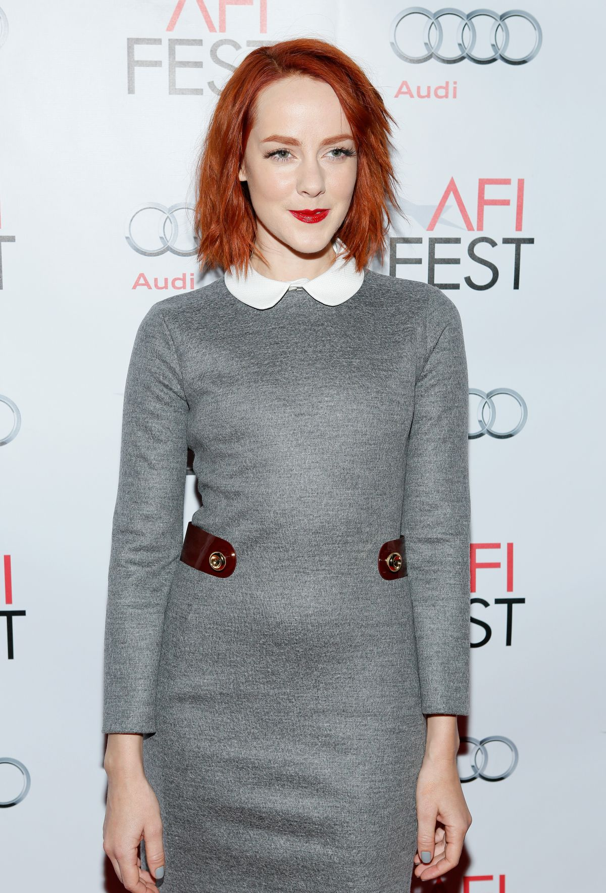 JENA MALONE at AFI Fest 2014 in Los Angeles