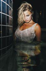 JENNIFER AKERMAN - Galore Magazine Photoshoot