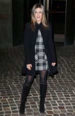 JENNIFER ANISTON Arrives at Cake Screenng in New York