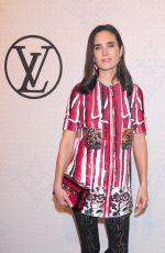 JENNIFER CONNELLY at Louis Vuitton Monogram Celebration in New York