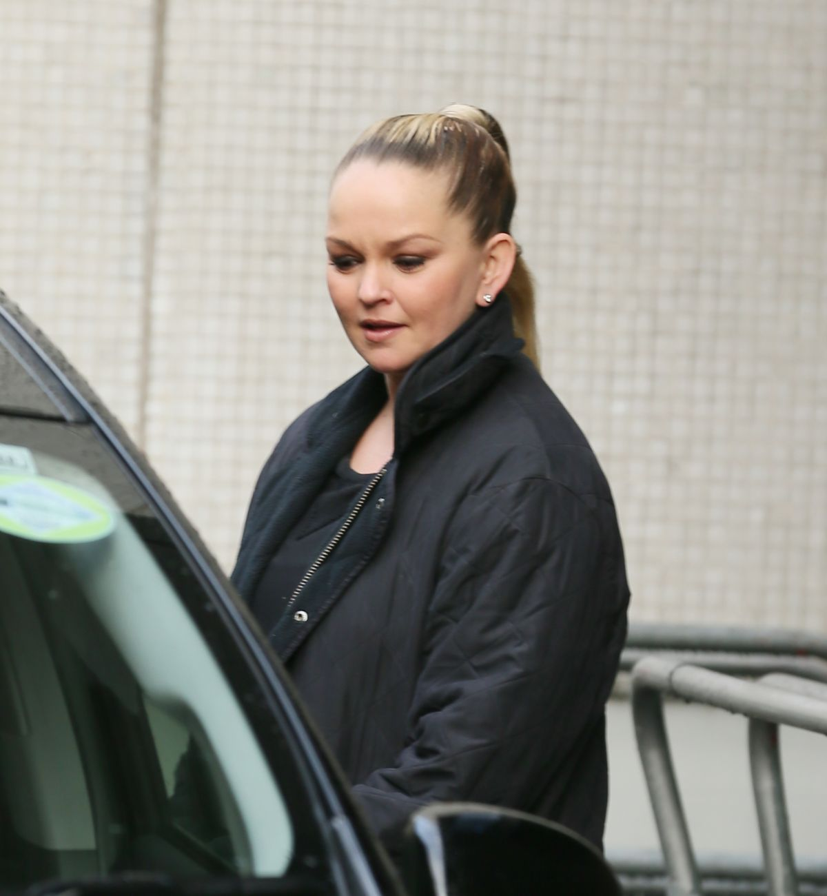 JENNIFER ELLIOSON Leaves ITV Studios in London