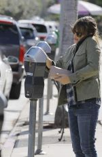 JENNIFER GARNER Out in Santa Monica 3110
