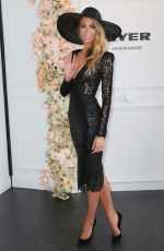 JENNIFER HAWKINS at Myer Marquee on Derby Day in Melbourne