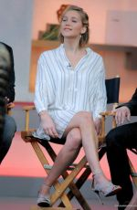 JENNIFER LAWRENCE at Good Morning America in New York