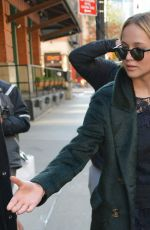 JENNIFER LAWRENCE Out and About in New York 1511