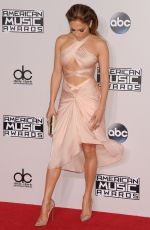 JENNIFER LOPEZ at 2014 American Music Awards in Los Angeles