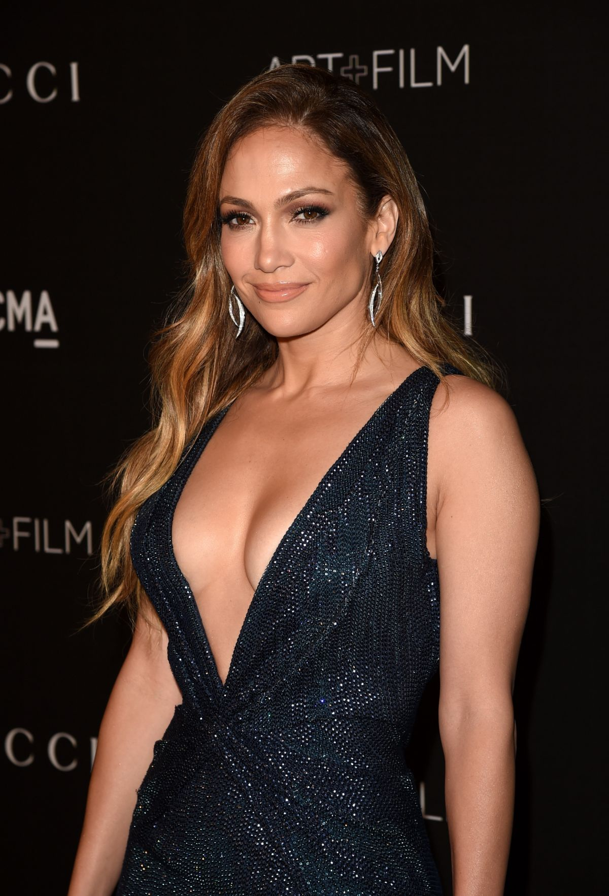 JENNIFER LOPEZ at 2014 Lacma Art + Film Gala in Los Angeles ...