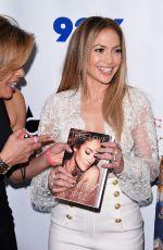 JENNIFER LOPEZ Promotes Her True Love Book in New York