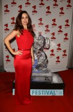 JENNIFER METCALFE at Ice Festival Launch