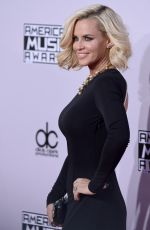 JENNY MCCARTHY at 2014 American Music Awards in Los Angeles