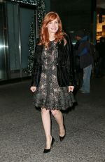 JESSICA CHASTAIN Arrives at A Most Violent Year Special Screening in New York