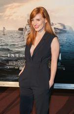 JESSICA CHASTAIN at Interstellar Premiere in Washington