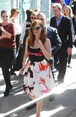 JESSICA CHASTAIN at Matthew McConaughey Honored On The Hollywood Walk Of Fame
