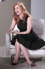 JESSICA CHASTAIN at Variety Studio Actors on Actors Presented by Samung Galaxy